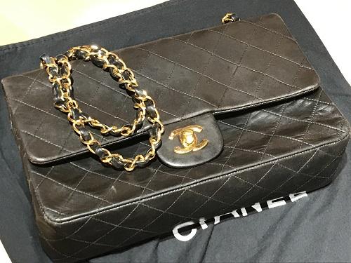 シャネル(CHANEL) マトラッセ バッグ ラムスキン チェーンショルダー ブランド