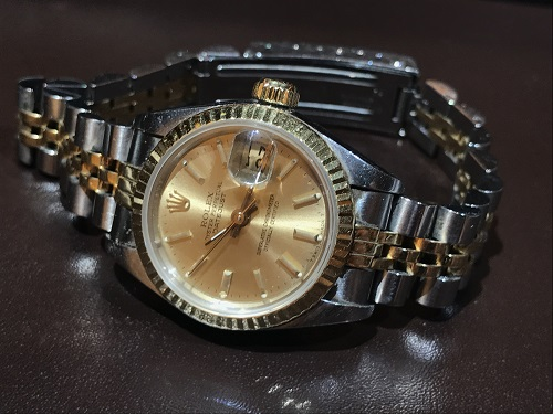 ロレックス(ROLEX) デイトジャスト 69173 不動 ジャンク 時計 ブランド ウォッチ