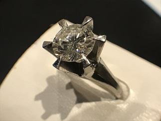 ダイヤモンドリング Pt900 1.5ct ジュエリー ダイヤモンド買取 福岡 天神 博多 大名 赤坂 薬院