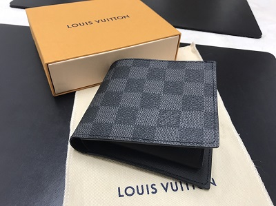LOUIS VUITTON ルイヴィトン ポルトフォイユ・マルコ グラフィット N63336 新品 高価買取 七条店
