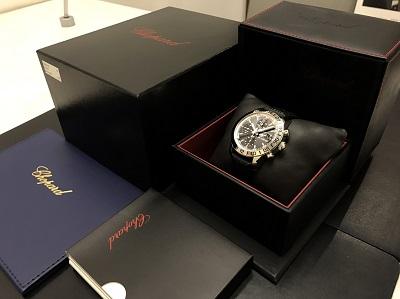 Chopard ショパール ミッレミリア アルファロメオ Ref.16/8954 腕時計 高価買取 七条店