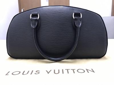 LOUIS VUITTON ルイヴィトン ジャスミン エピ M52852 ハンドバッグ 美品 高価買取 出張買取