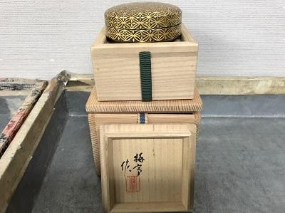 斎田梅亭 香合買取 斎田梅亭買取 茶道具買取 骨董品買取 MARUKA出張買取