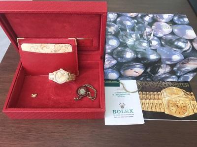 ロレックス(ROLEX) デイトジャスト Ref.69138G N番 箱 保証書 付 ロレックス買取 神戸 元町 三宮