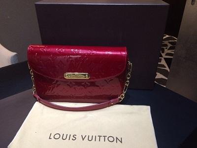 ルイヴィトン Louis Vuitton ロデオドライブ ヴェルニ M93614 買取 銀座