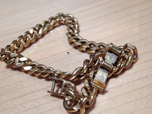 貴金属 金 K18 18金 地金 アクセサリー ブレスレット 宝飾品 20g