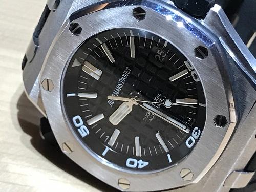 オーデマピゲ(AUDEMARS PIGUET)オフショア  ダイバー 15710ST.00-A002CA.01 腕時計 時計 ブランド