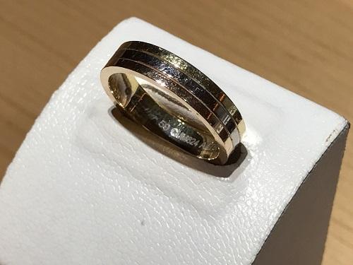 カルティエ(CARTIER) トリニティ リング  ジュエリー 宝石 指輪