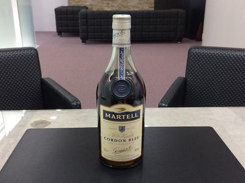マーテル(MARTELL) コルドンブルー 700ml 古酒 お酒 北山 買取