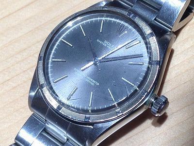 ロレックス(ROLEX) オイスターパーペチュアル 1007 SS 京都大宮店 時計買取