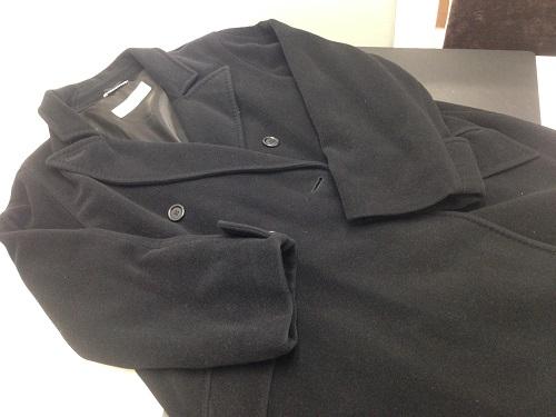 MAX MARA マックスマーラー ロングコート ブラック 白タグ 数回使用 美品