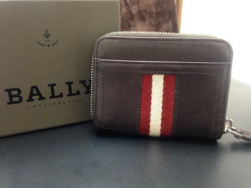 BALLY バリー コインケース チョコレートブラウン カーフ 2014秋冬新作 数回使用 美品 箱付き