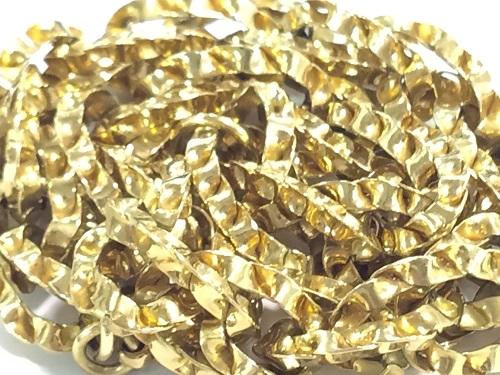 ネックレス 貴金属買取 K18買取 アクセサリー 18金買取 750 資産 10.4グラム MARUKA 京都北山店 貴金属を売るならMARUKAで!