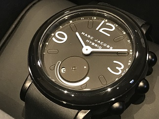 Marc Jacobs マークジェイコブス ライリー ハイブリッド スマートウォッチ MJT1002 時計買取