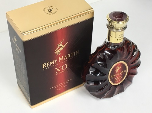 レミーマルタン(REMY MARTIN) XO エクセレンス 700ml お酒 北山 買取