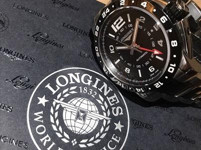 LONGINLES(ロンジン)アドミラル 3.669.4 自動巻き AT 時計 買取 渋谷