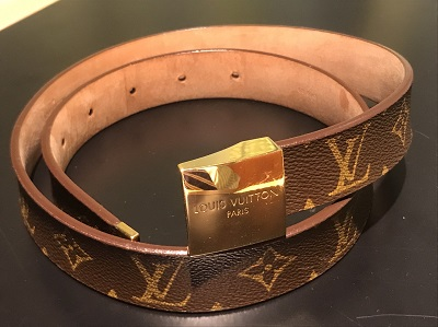 Louis Vuitton(ヴィトン)ベルト サンチュール モノグラム 渋谷