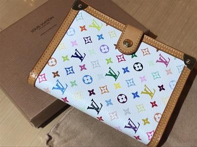 Louis Vuitton(ヴィトン)アジェンダPMマルチカラーマルカ渋谷