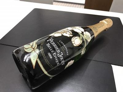PERRIE JOUET ペリエ・ジュエ ベルエポック ブリュット シャンパン 高価買取 出張買取