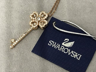 Swarovski スワロフスキー ペンダント ブランド買取
