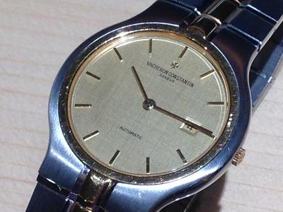 ヴァシュロンコンスタンタン(VACHERON CONSTANTIN)フィディアス SS×YG メンズ ウォッチ 中古 腕時計 自動巻き オートマ