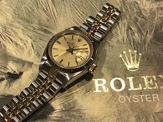 ROLEX ロレックス デイトジャスト Ref.69173 福岡 時計買取 天神 博多 赤坂 薬院 大名