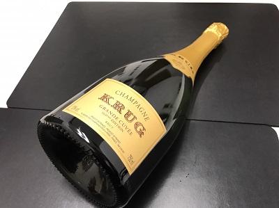 KRUG クリュッグ グラン・キュヴェ ブリュット シャンパン お酒 高価買取 出張買取