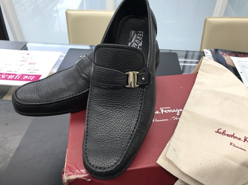 サルヴァトーレフェラガモ(SalvatoreFerragamo)ローファー買取 靴買取 シューズ買取 MARUKA心斎橋店