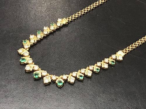 K18 3.00ct 0.80ct 21.7g ダイヤモンド 宝石 出張買取