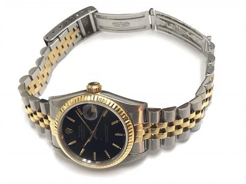 ロレックス(ROLEX) デイトジャスト 68273 コンビ ボーイズ 時計買取 京都大宮店