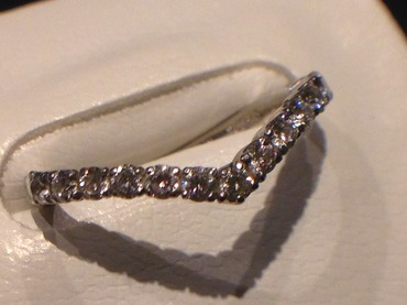 VANDOME AOYAMA ヴァンドーム青山 ダイヤモンドリング Pt950 0.61ct ジュエリー 高価買取り 福岡 天神 博多