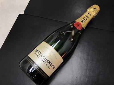 MOET & CHANDON モエ・エ・シャンドン ブリュット お酒 シャンパン 高価買取 出張買取