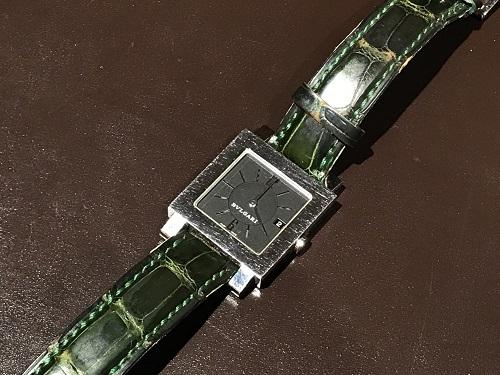 ブルガリ(BVLGARI) クアドラード SQ27SLD 時計 腕時計 ブランド ウォッチ