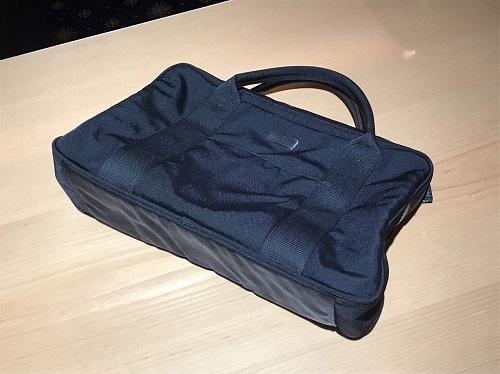 グッチ(GUCCI) ビジネスバッグ キャンバス ブラック 出張買取