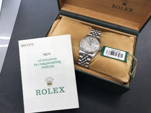ロレックス(ROLEX)デイトジャスト ボーイズ買取 78274G 時計買取 マルカ(MARUKA)心斎橋店