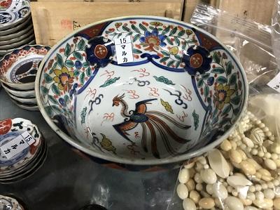 大明萬暦年製鉢買取 美術品買取 陶磁器買取 骨董品買取 MARUKA出張買取