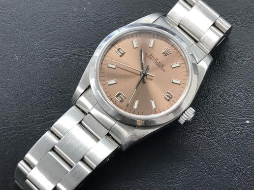 ロレックス(ROLEX)オイスターパーペチュアル買取 ボーイズ 67480買取 時計買取 MARUKA心斎橋店