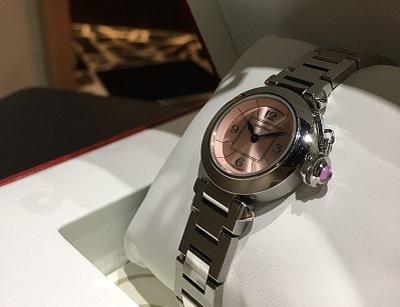 カルティエ(cartier) 買取 ミスパシャ Ref.W3140008 銀座、東京、有楽町 時計高価買取