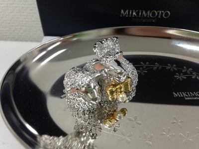 MIKIMOTO ミキモト 小物 置物 高価買取 東京 都内