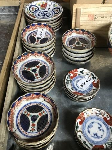 大明年製小皿買取 陶磁器買取 骨董品買取 マルカ(MARUKA)出張買取