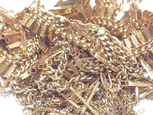 金製品 18金 アクセサリー K18 貴金属 750 資産 113.8グラム 宝飾品 MARUKA 京都北山店 貴金属を売るならマルカの買取査定へ!