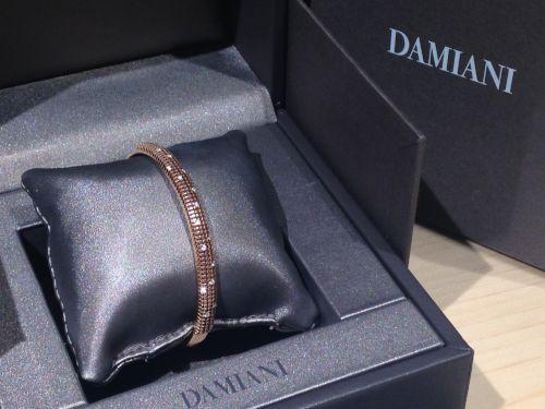 ダミアーニ(DAMIANI) ブレス バングル 750 ダイヤ