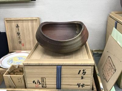 藤原雄買取 陶磁器買取 備前焼買取 美術品買取 マルカ(MARUKA)出張買取