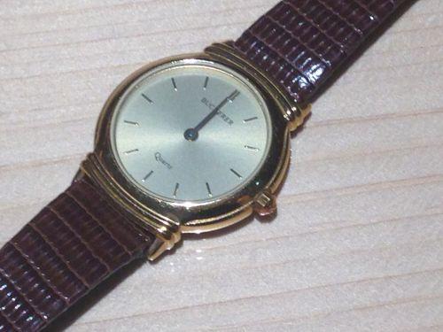 ブッフェラー(BUCHERER) 腕時計 女性 レディースウォッチ 革ベルト
