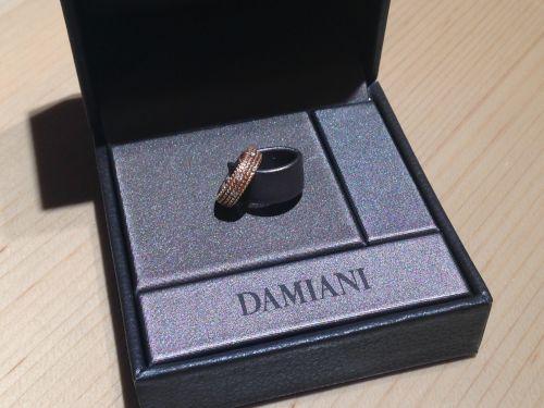 ダミアーニ(DAMIANI) ピンキーリング 750PG メトロポリタン