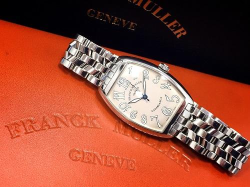 フランクミュラー(FRANCK MULLER) カサブランカ 時計 メンズ 出張買取 京都