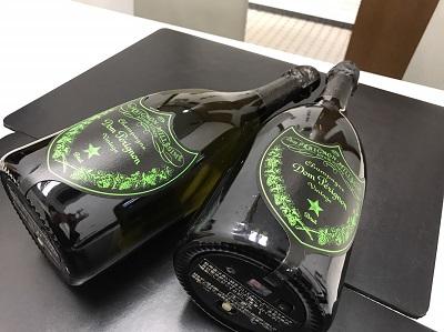 DomPerignon ドン・ペリニヨン ルミナス ブリュット シャンパン お酒 高価買取 出張買取