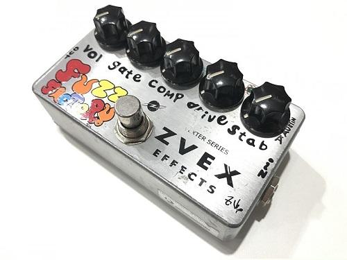 Z.Vex FUZZ FACTORY Vexter Series エフェクター買取