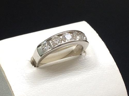 ダイヤモンド買取 Pt900 1.01ct 5.5g 宝石買取 北山 買取 北区で買取