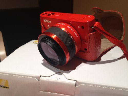 Nikon (ニコン) ダブル ズームレンズキット 限定カラー